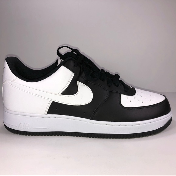 Nike Air Force 1 Low Tuxedo Black & White Sneakers